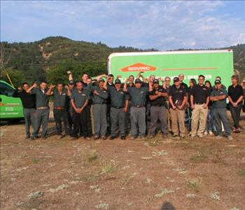 SERVPRO Group Photo