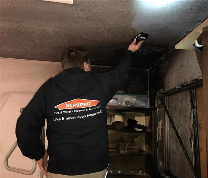Fire Damage When dealing with fire damage in Santa Rosa-how can we help?