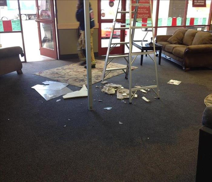 Commercial Water damage in Santa Rosa businesses